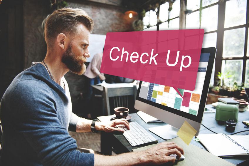 mercoledì 20 marzo   prenota il Check-up su misura per te